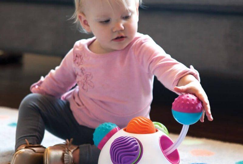 Zabawka sensoryczna Fat Brain Toy